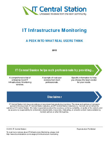 It infrastructure monitoring report from it central station 2015 05 04e5