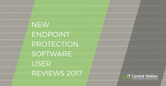 Endpoint protection solutions