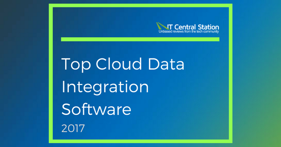 Top Cloud Data Integration Software Reviews