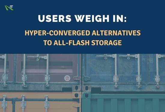 HyperConverged Storage Solutions