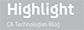 Highlight blog logo