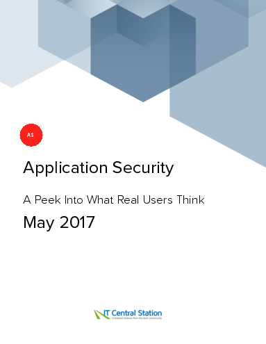Application security report from it central station 2017 05 20