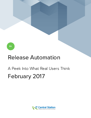 Release automation report from it central station 2017 02 11
