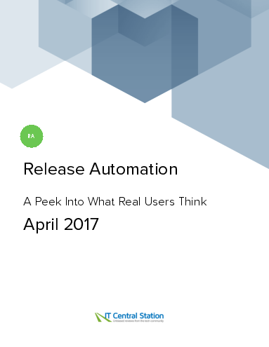 Release automation report from it central station 2017 04 22