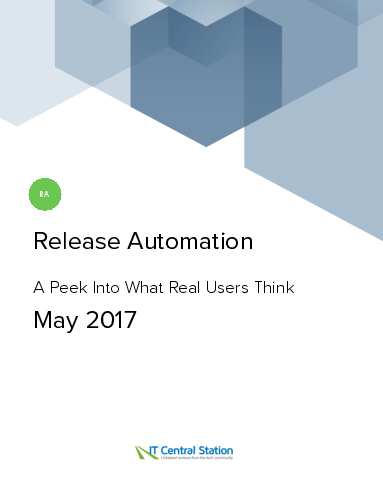 Release automation report from it central station 2017 05 27
