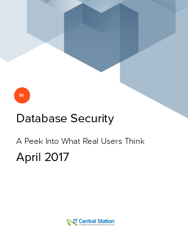 Database security report from it central station 2017 04 22