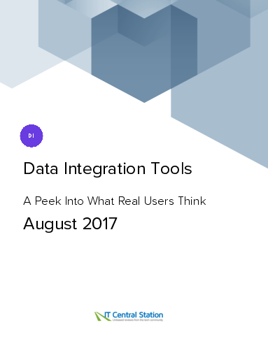 Data integration tools report from it central station 2017 08 05 thumbnail