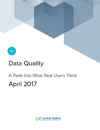 Data quality report from it central station 2017 04 15