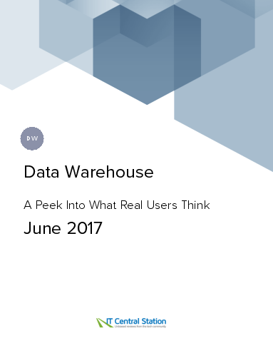 Data warehouse report from it central station 2017 06 18