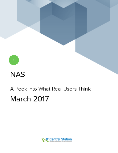 Nas report from it central station 2017 03 11
