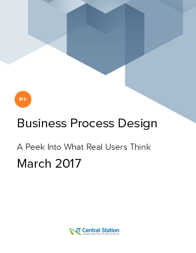 Business process design report from it central station 2017 03 18