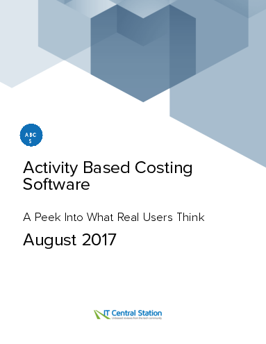 Activity based costing software report from it central station 2017 08 05 thumbnail