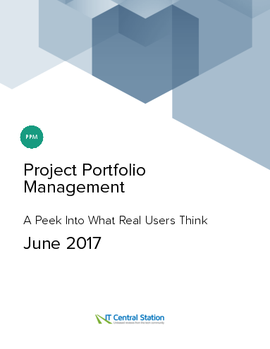 Project portfolio management report from it central station 2017 06 24