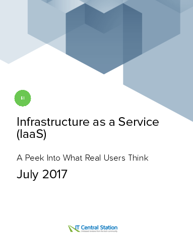 Infrastructure as a service %28iaas%29 report from it central station 2017 07 29 thumbnail