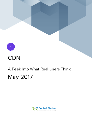 Cdn report from it central station 2017 05 13
