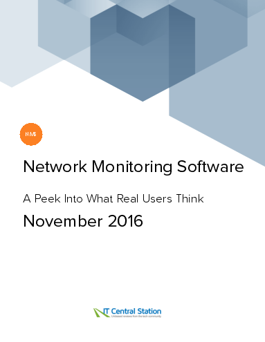Network monitoring software report from it central station 2016 11 12