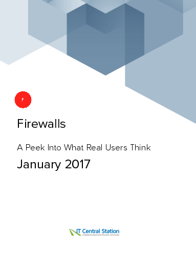 Firewalls report from it central station 2017 01 28