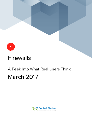 Firewalls report from it central station 2017 03 04