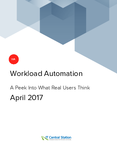 Workload automation report from it central station 2017 04 22