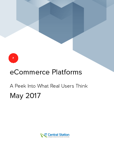 Ecommerce platforms report from it central station 2017 05 27