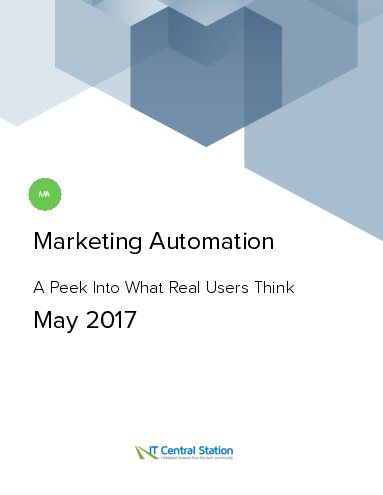 Marketing automation report from it central station 2017 05 09