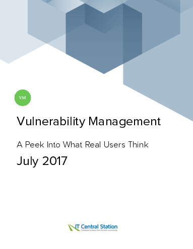 Vulnerability management report from it central station 2017 07 01 thumbnail