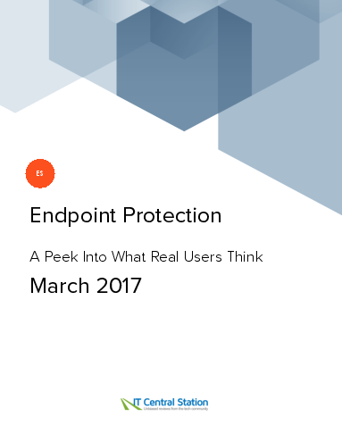Endpoint protection report from it central station 2017 03 18
