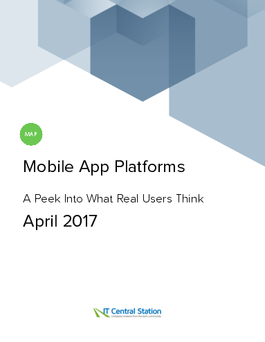 Mobile app platforms report from it central station 2017 04 22