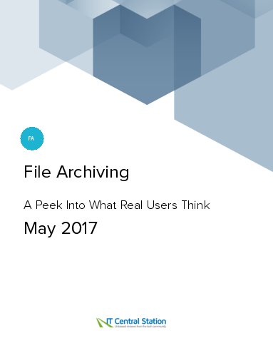 File archiving report from it central station 2017 05 27