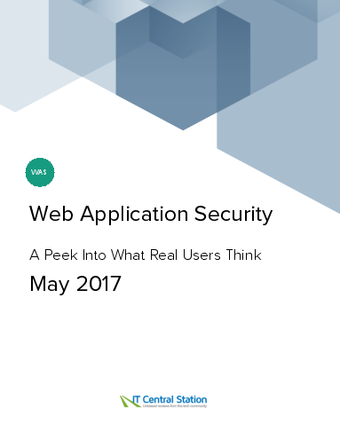 Web application security report from it central station 2017 05 20