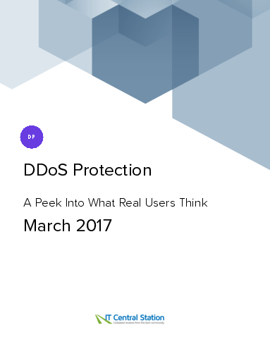 Ddos protection report from it central station 2017 03 18