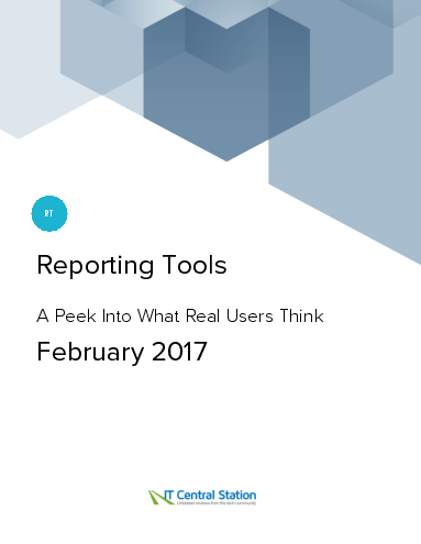 Reporting tools report from it central station 2017 02 04