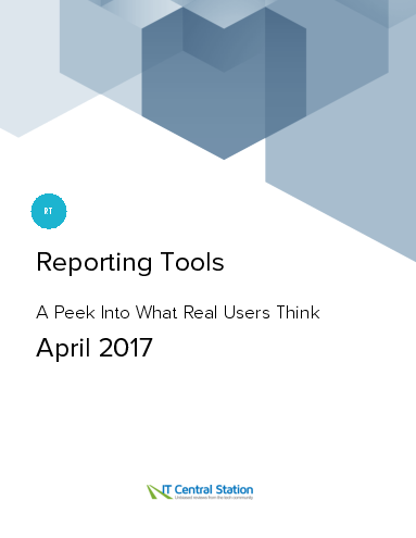 Reporting tools report from it central station 2017 04 01