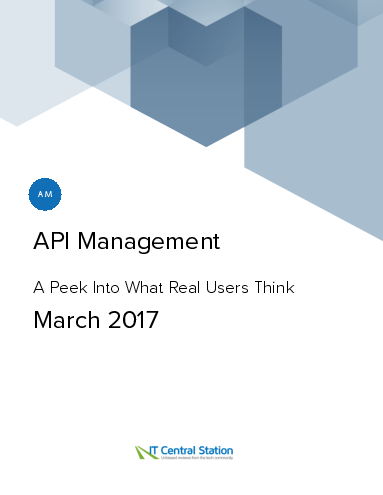 Api management report from it central station 2017 03 18
