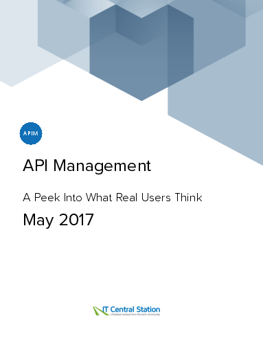 Api management report from it central station 2017 05 27