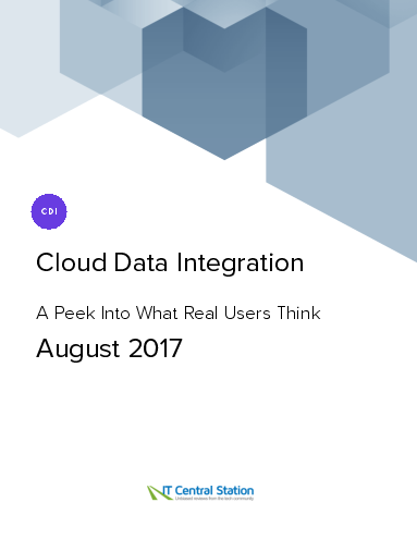 Cloud data integration report from it central station 2017 08 05 thumbnail