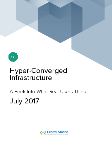 Hyper converged infrastructure report from it central station 2017 07 22 thumbnail