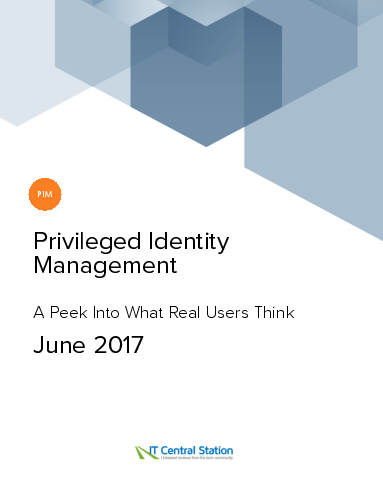 Privileged identity management report from it central station 2017 06 18 thumbnail