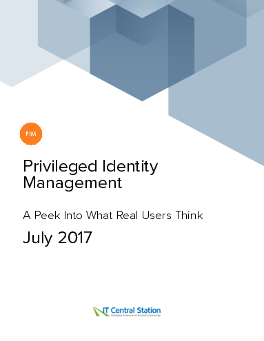 Privileged identity management report from it central station 2017 07 22 thumbnail