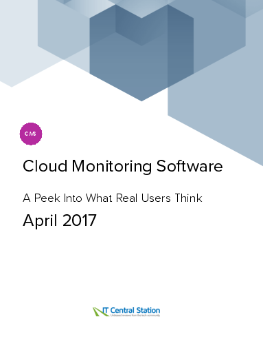 Cloud monitoring software report from it central station 2017 04 22