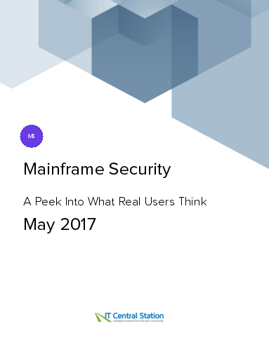Mainframe security report from it central station 2017 05 13