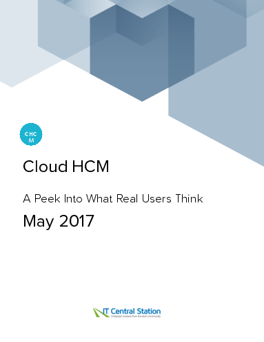 Cloud hcm report from it central station 2017 05 20