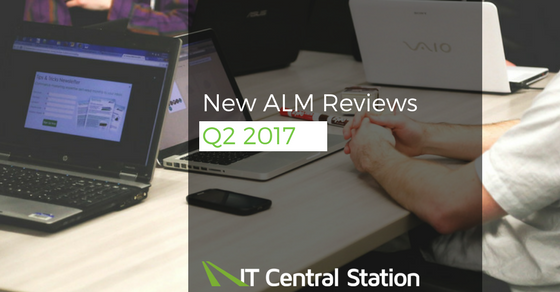 New ALM Reviews Q2 2017