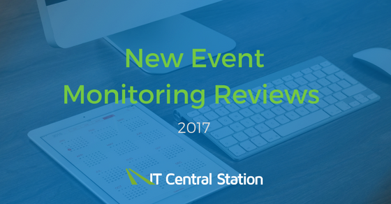 New Event Monitoring Reviews 2017