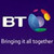 BT Network Services logo